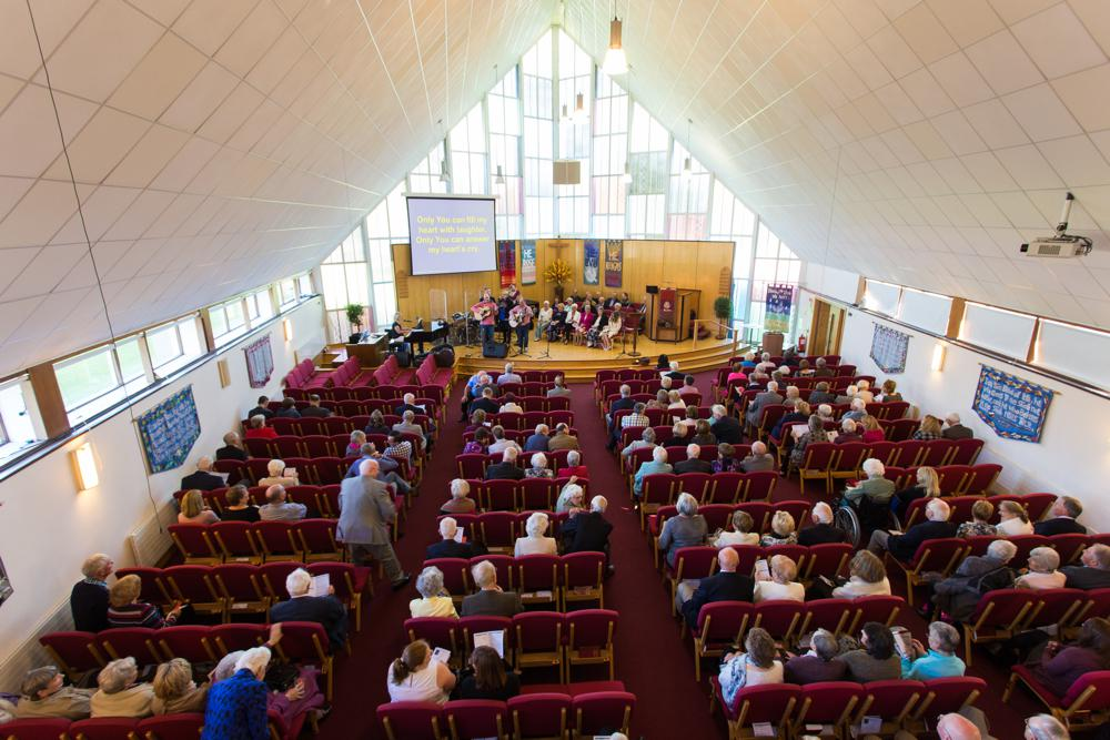 how to become a presbyterian minister in ireland