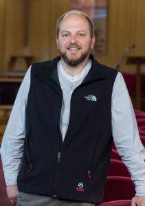 Rev. Andy Galbraith