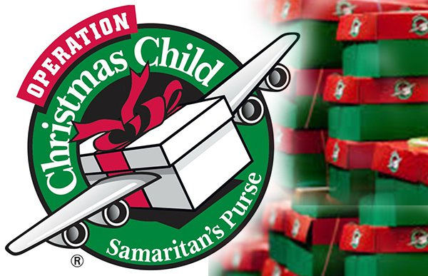 Operation Christmas Child - West Church Bangor